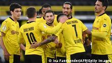 DFB Pokal | Halbfinale | BVB vs Holstein Kiel | Tor (5:0)