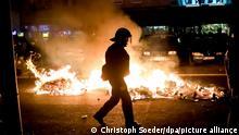 Deutschland Auftaktkundgebung zur revolutionären 1. Mai Demonstration