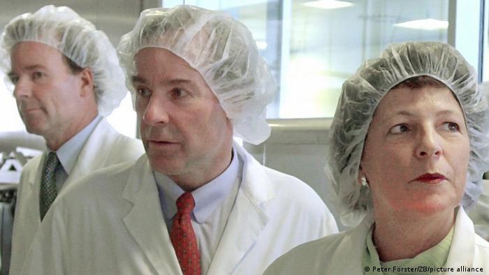 Braća Štringman (2002) ulažu u biotehnologije