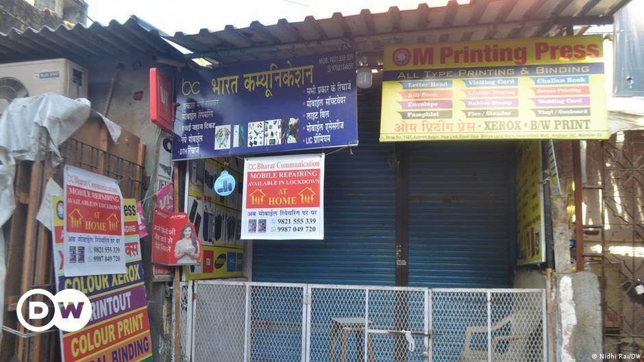 India: Mumbai lockdown spells trouble for businesses