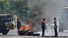 Myanmar - Protest