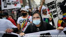 Venezuela Caracas | Demonstration gegen US-Sanktionen