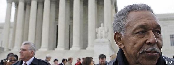 Otis McDonald vor Supreme Court