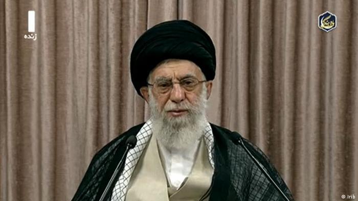 Duhovni vođa Irana, ajatolah Ali Hamnei