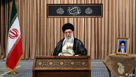 Iran | Fernsehansprache: Ayatollah Ali Khamenei, Führer der Islamischen Republik Iran