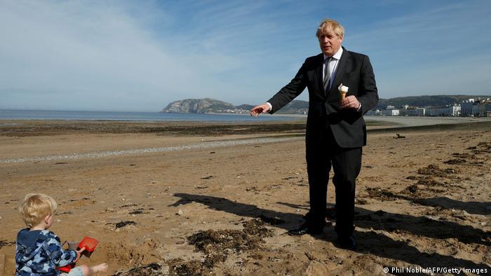 Fröhliche Fotos | Boris Johnson