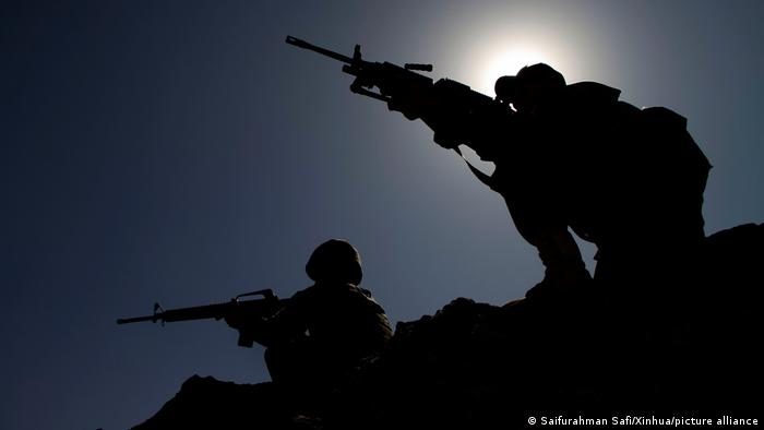 Symbolbild Kämpfe Afghanistan
