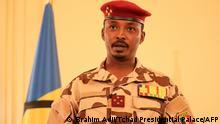 Tschad | Mahamat Idriss Déby, Präsident des Übergangs-Militärrates (CMT)