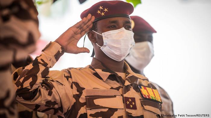 Tschad   Mahamat Idriss Déby, Präsident des Übergangs-Militärrates (CMT)