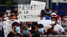 El Salvador | Nach Absetzung aller oberster Richter | Demonstrationen