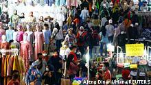 Indonesien Tanah Abang-Markt in Jakarta