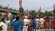 Indien Westbengalen Wahlsieg TMC