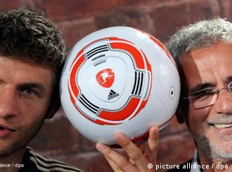 Thomas y Gerd Müller