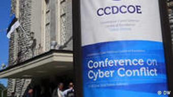 Cooperative Cyber Defence Centre of Excellence banner