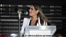 Amerika Mexiko Evelyn Salgado Pineda Politikerin