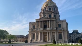 Το Μέγαρο των Απομάχων στο Παρίσι