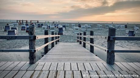Frisia de Nord, proiect de redeschidere a turismului