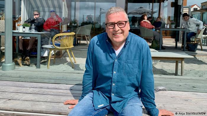 Germany, portrait of Hotel manager Karsten Werner
