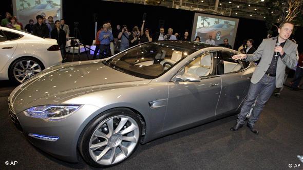 Tesla na burzi