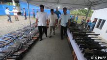 Philippinen | Entwaffnung ehemaliger Kämpfer der Moro Islamic Liberation Front
