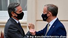 London G7-Außenminister-Treffen