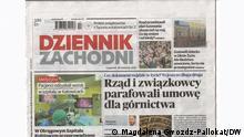Polen Tageszeitung Dziennik Zachodni