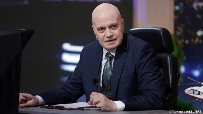 Slavi Trifonov | bukgarischer Politiker und TV Moderator