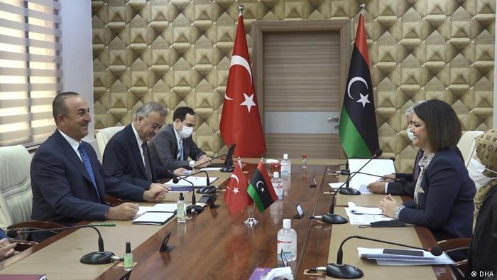 Libya'dan Türkiye'ye işbirliği çağrısı