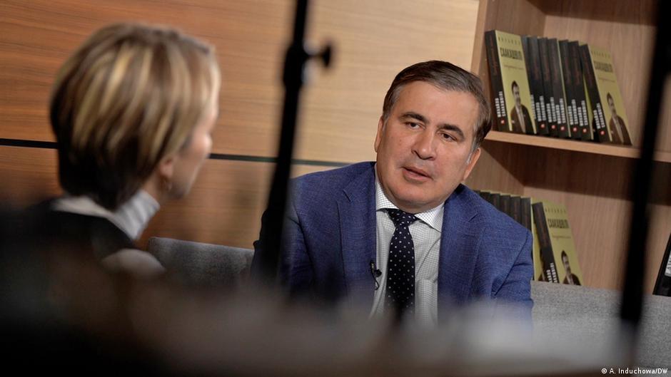 Ukraine Kiew | Ex-Präsident Georgien Michail Saakaschwili