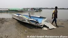 Bangladesch Bootsunglück