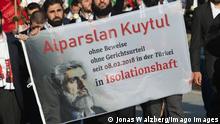 Deutschland Demonstration für Alparslan Kuytul