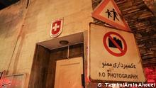 Schweizer Botschaft im Iran