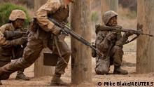 USA Marines bei einer Übung