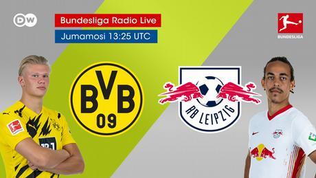 Grafik Bundesliga Radio Spieltag 32 - Dortmund Leipzig kis