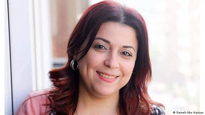 Esraa Abdelfattah, imprisoned Egyptian journalist