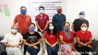 Philippinen Insel Mindanao Projekt Entwaffnung ehemaliger Kämpferinnen und Kämpfer der Moro Islamlic Liberation Front
