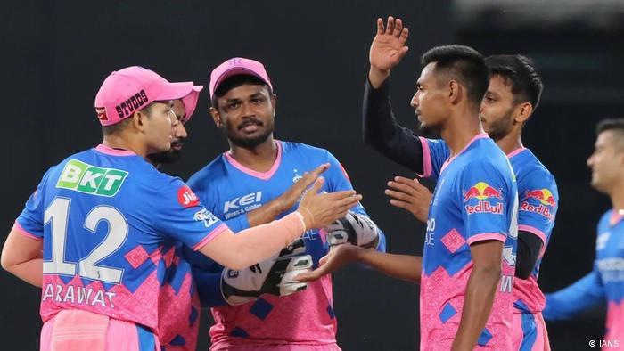Cricket Indien Rajasthan Royals SunRisers Hyderabad