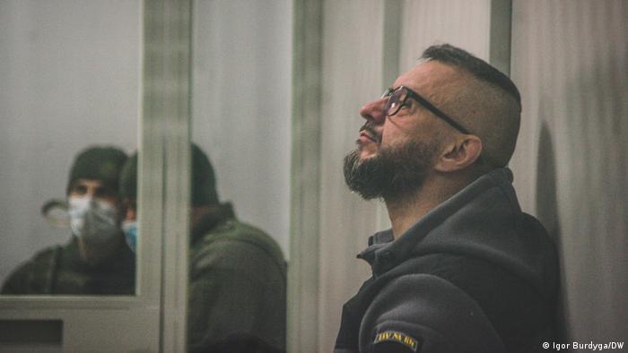 Андрій Антоненко був останнім обвинуваченим у вбивстві Павла Шеремета, що залишався під вартою