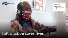 Online Event Information saves lives visual Kakuma Kenya Kenia refugee