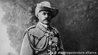 General Lothar von Trotha em foto de 1906