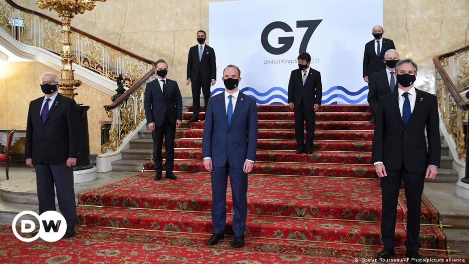 Maas: G7 bündeln gemeinsame Politik gegenüber China