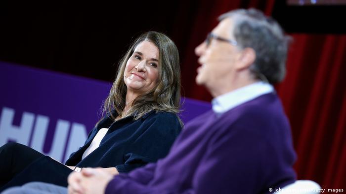 USA   Bill und Melinda Gates