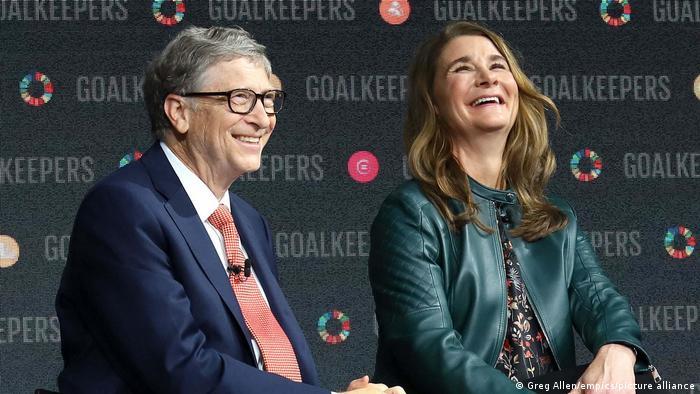 طلاق ميليندا غيتس يجعلها ثاني أغنى إمرأة في العالم!