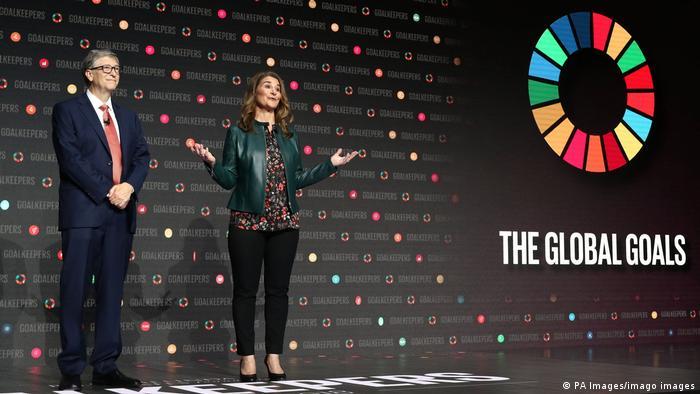 USA | Bill und Melinda Gates