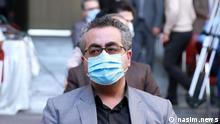 کیانوش جهانپور، سخنگوی سازمان غذا و داروی وزارت بهداشت