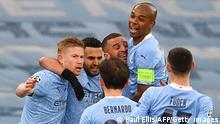 Champions League Halbfinale - Manchester City v Paris St Germain