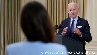 Rais Joe Biden azinduwa mpango mpya wa chanjo nchini Marekani.
