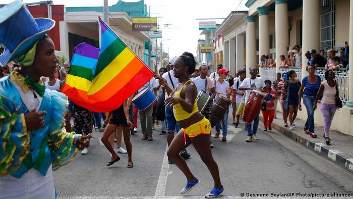 Kuba Internationaler Tag gegen Homophobie, Transphobie und Biphobie