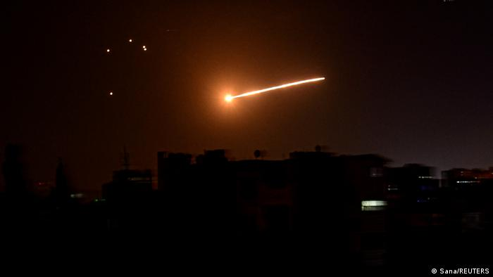 Symbolbild Syrien Luftangriffe