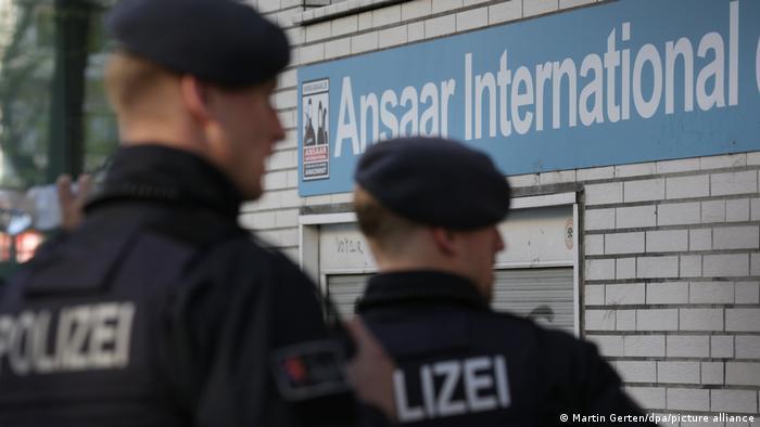 Deutschland Razzien gegen islamisches Netzwerk